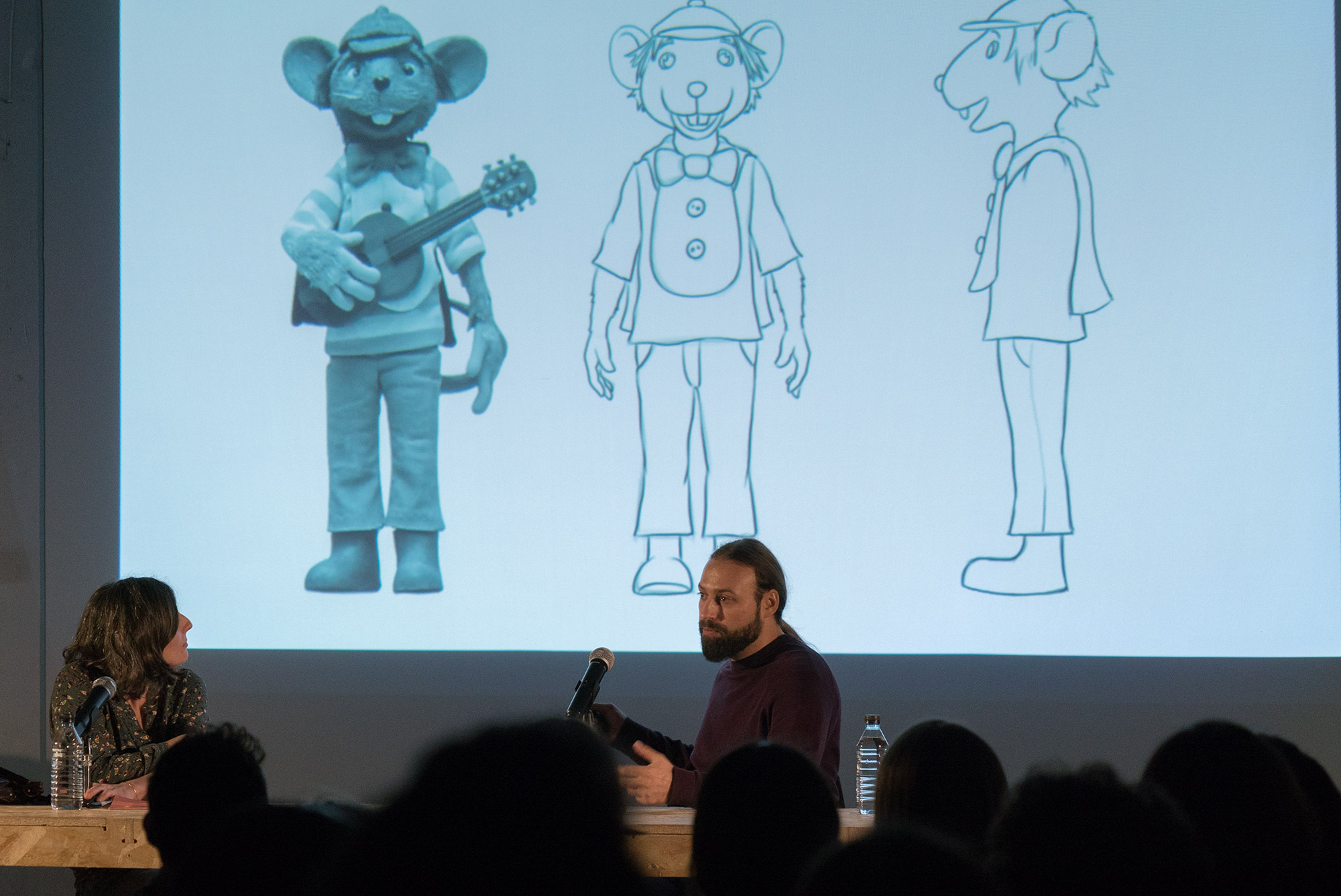 Talk with Todor Iliev, animation director