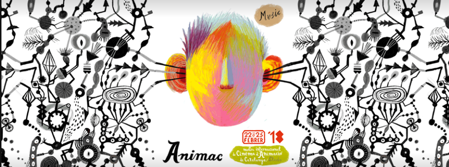 BAU Shortfilm selected in Festival ANIMAC Lleida