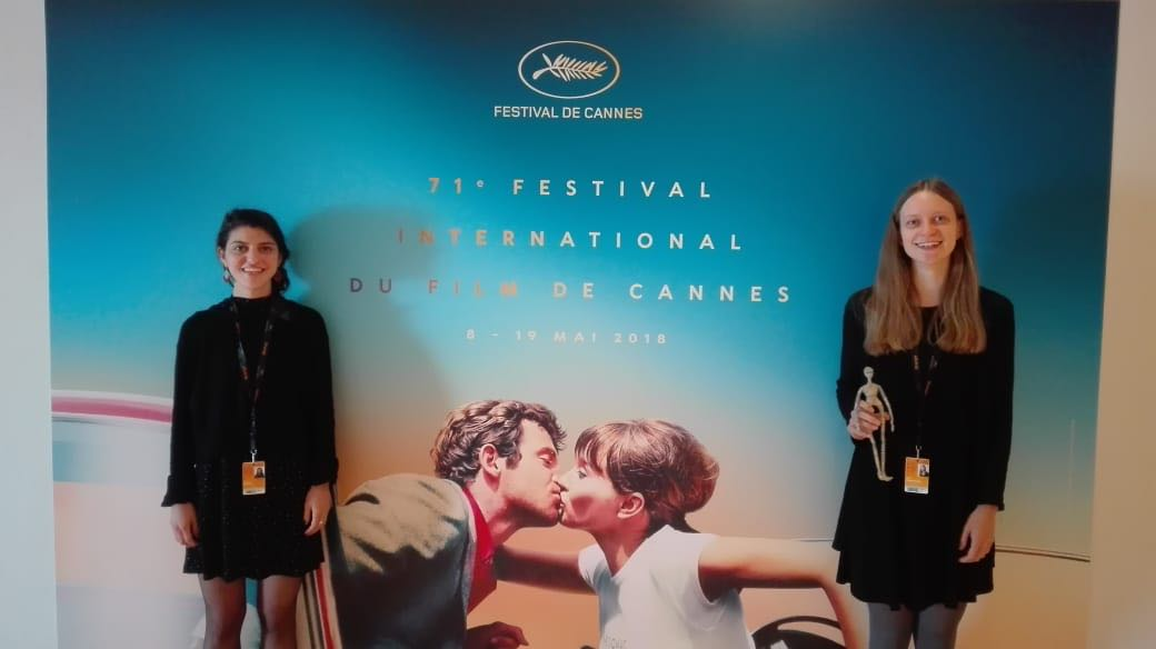 Short film of BAU in Cannes!